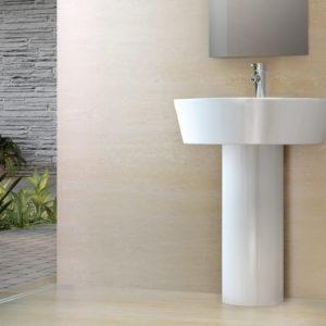 Wash Basins With Pedestal